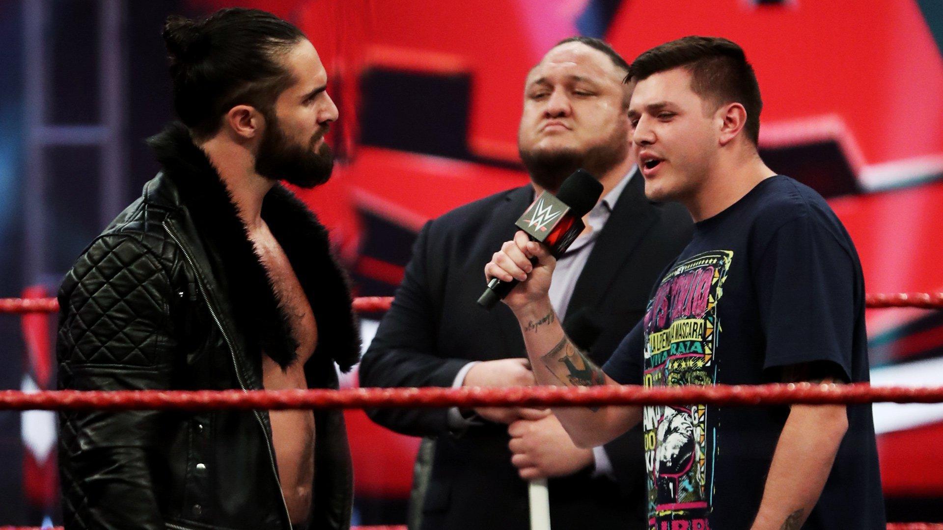 El sitio oficial del Universo | WWE