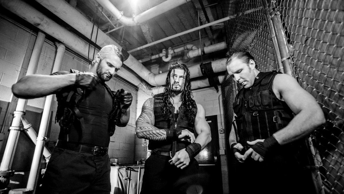 Detrás de cámaras con The Shield: fotos | WWE