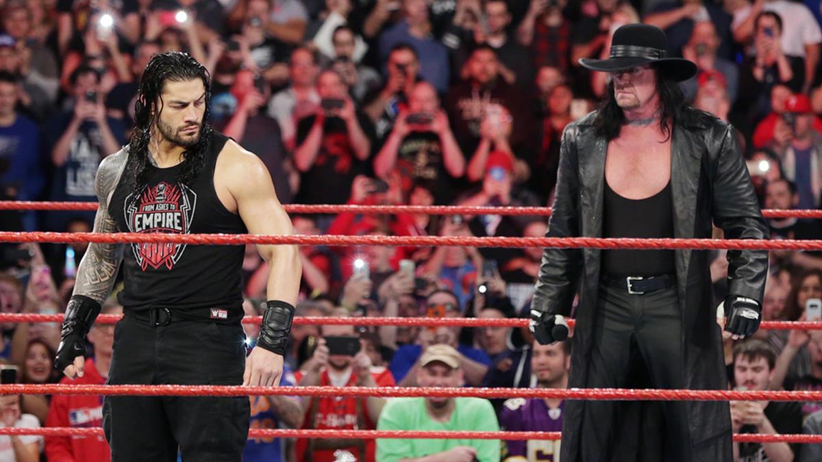 En seis días, ambos se enfrentarán en WrestleMania.