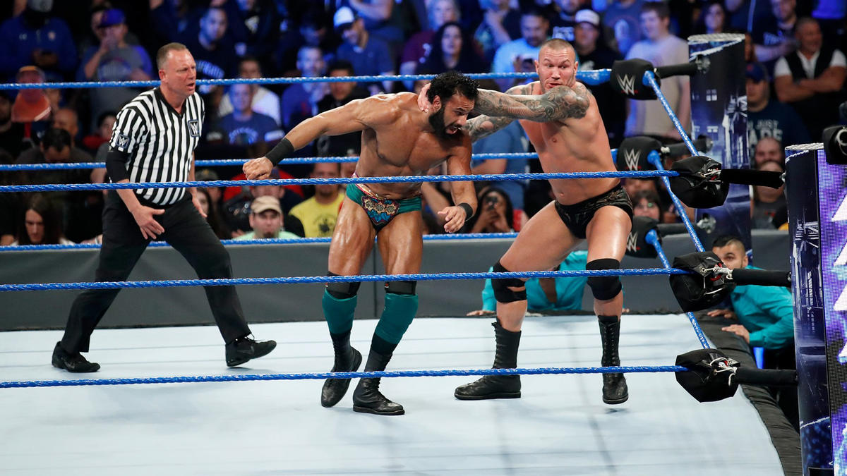 Randy Orton vs. Jinder Mahal - Campeonato WWE: fotos | WWE