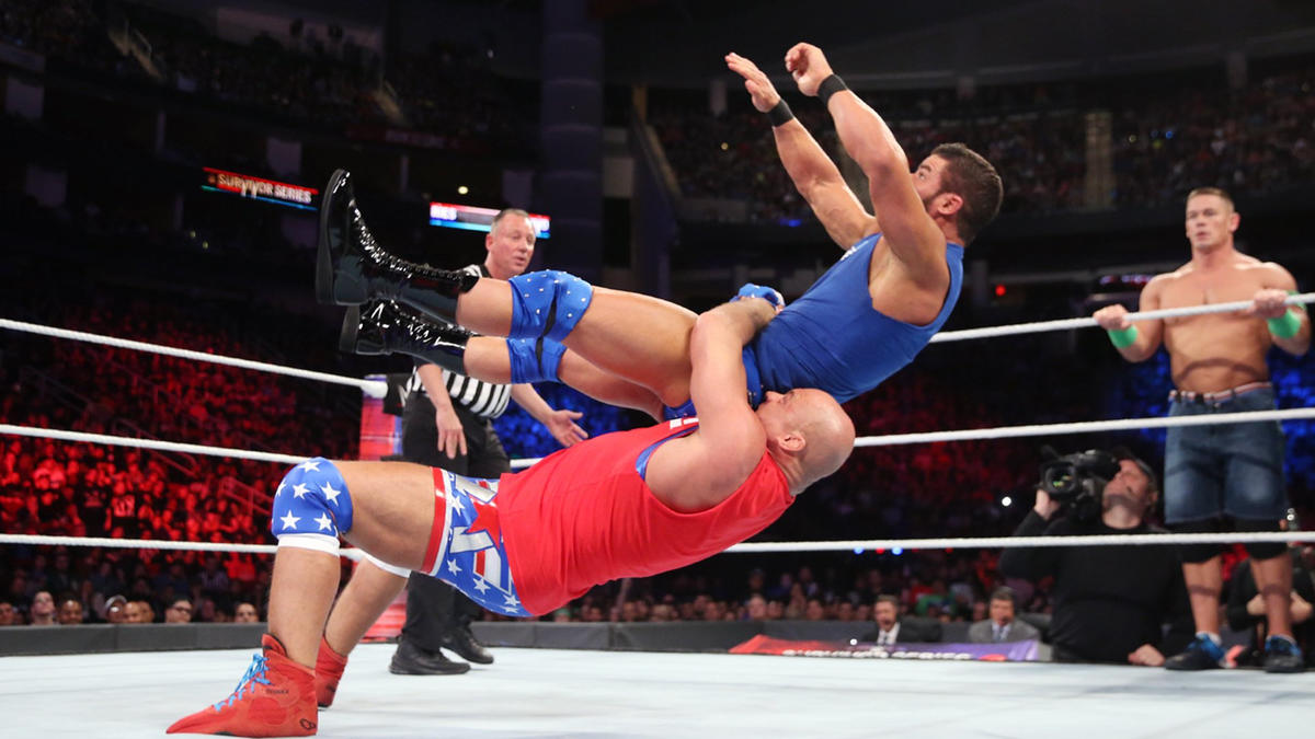 Lucha Eliminatoria Tradicional de Survivor Series: fotos | WWE