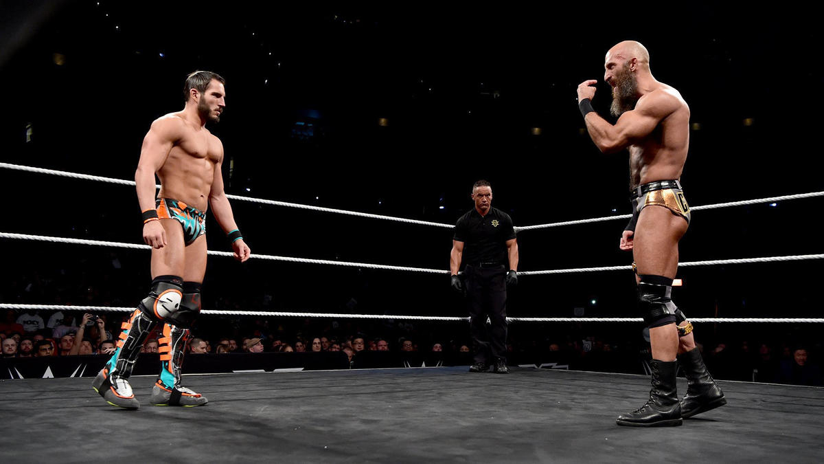 Johnny Gargano vs. Tommaso Ciampa - Lucha No Autorizada: fotos | WWE