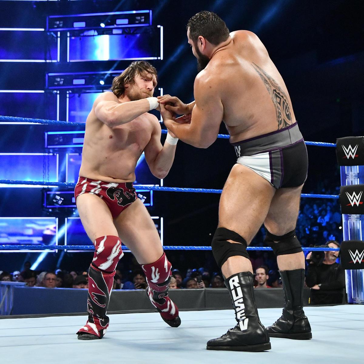 Daniel Bryan vs. Rusev – Combate Clasificatorio para Money in the ...