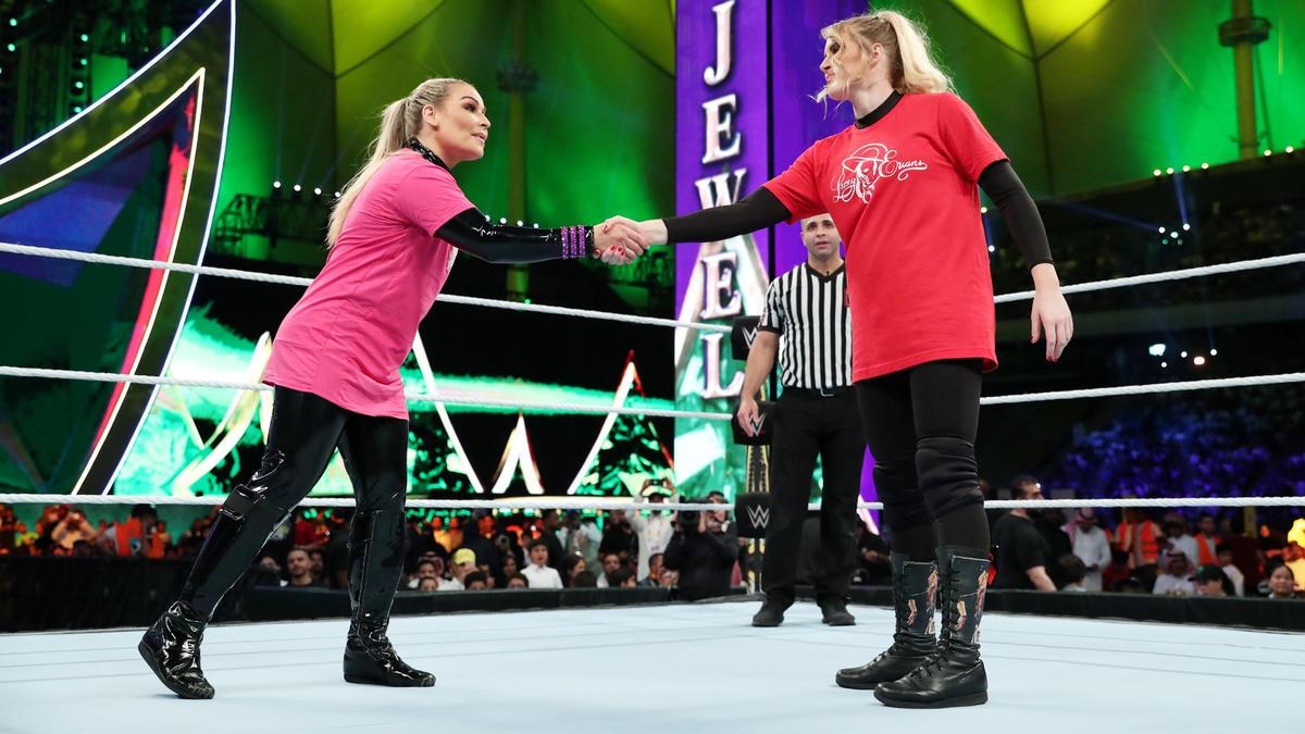 Natalya vs. Lacey Evans: fotos | WWE
