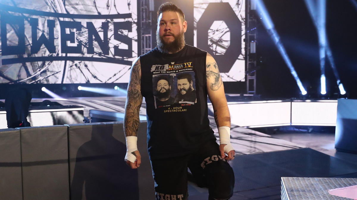 Kevin Owens vs. Seth Rollins: fotos | WWE