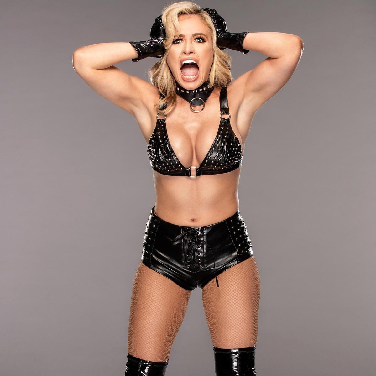 La primera sesión de fotos de Scarlett en NXT: fotos | WWE