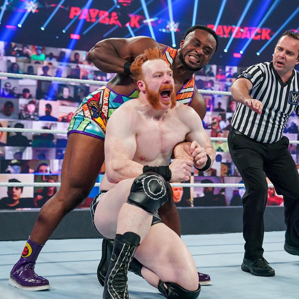 Big E vs. Sheamus: fotos | WWE