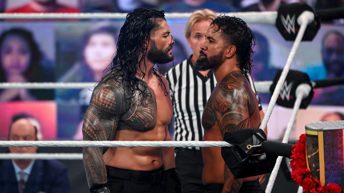 Roman Reigns vs. Jey Uso – Campeonato Universal: fotos | WWE