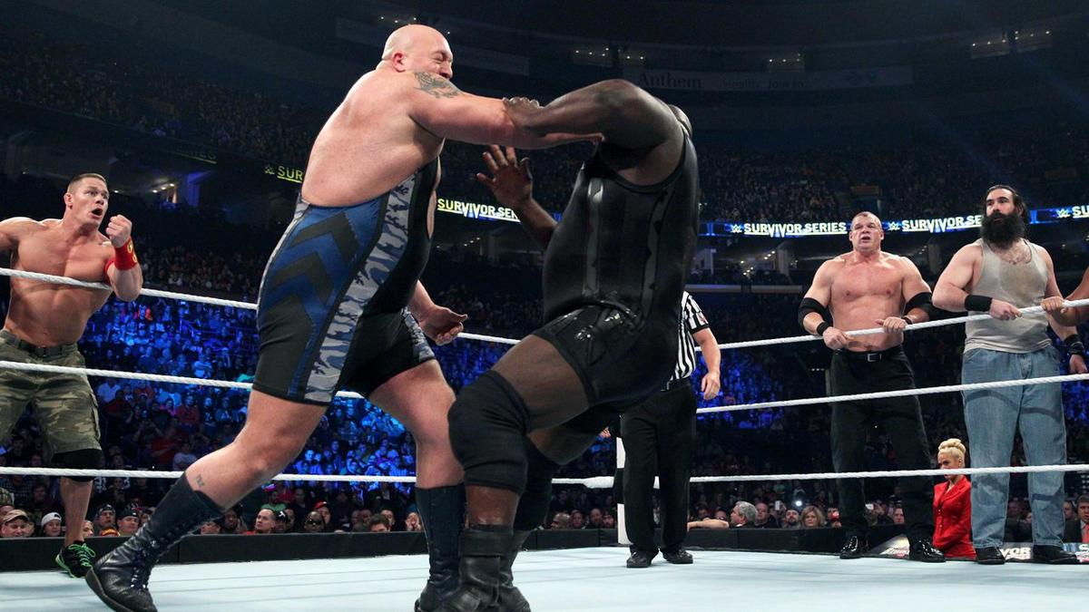 Equipo Cena vs. Equipo Autoridad en Tradicional Lucha de Eliminación por  Equipos de Survivor Series: fotos   WWE