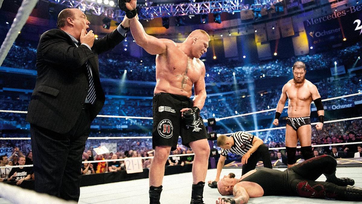 Curtis Axel va a WrestleMania: fotos   WWE