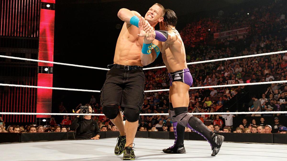 Resultado de imagen para John Cena nEVILLE