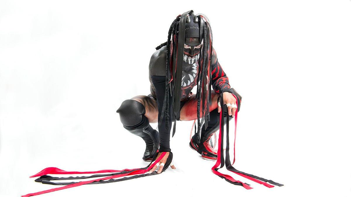 Pintura de guerra de Finn Bálor: fotos | WWE