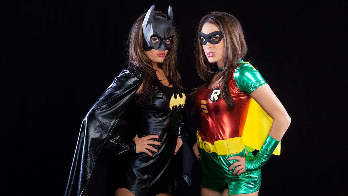 Gemelas Bella de Batman & Robin