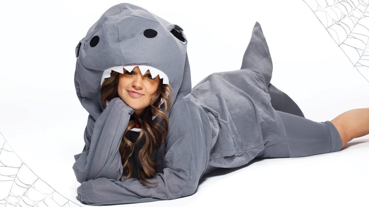 Kaitlyn de tiburón
