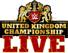 WWE United Kingdom Championship Live