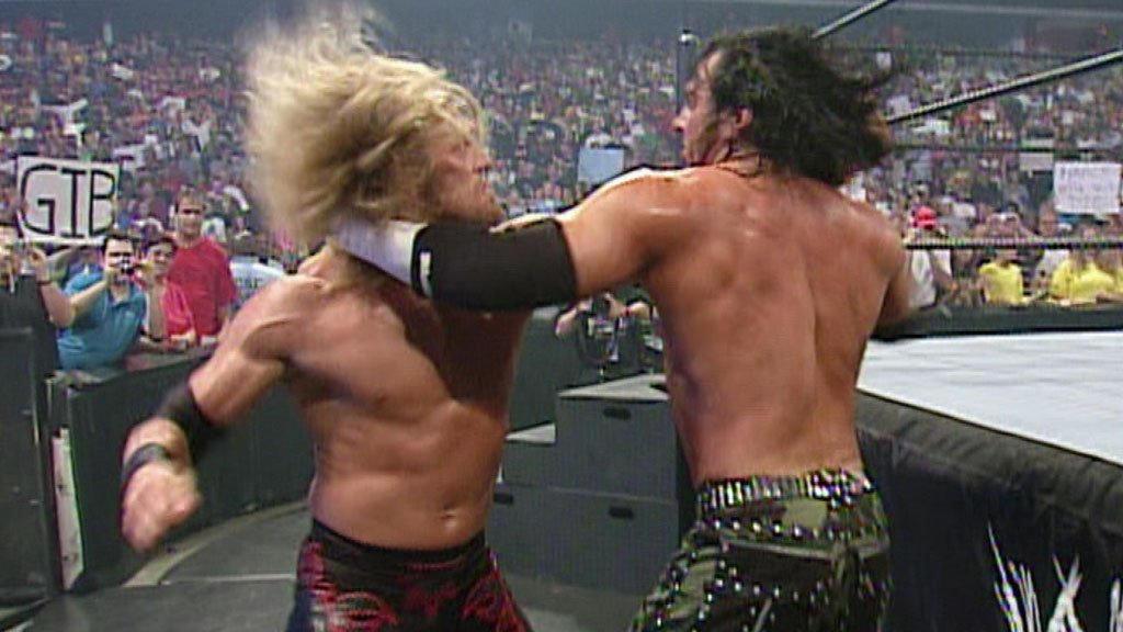 Matt Hardy vs. Edge: SummerSlam 2005   WWE