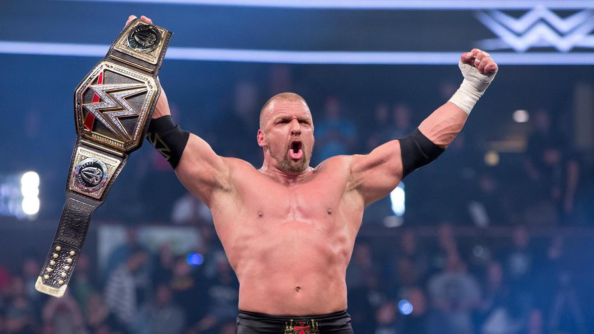 Triple H gana el Royal Rumble: Royal Rumble 2016 | WWE