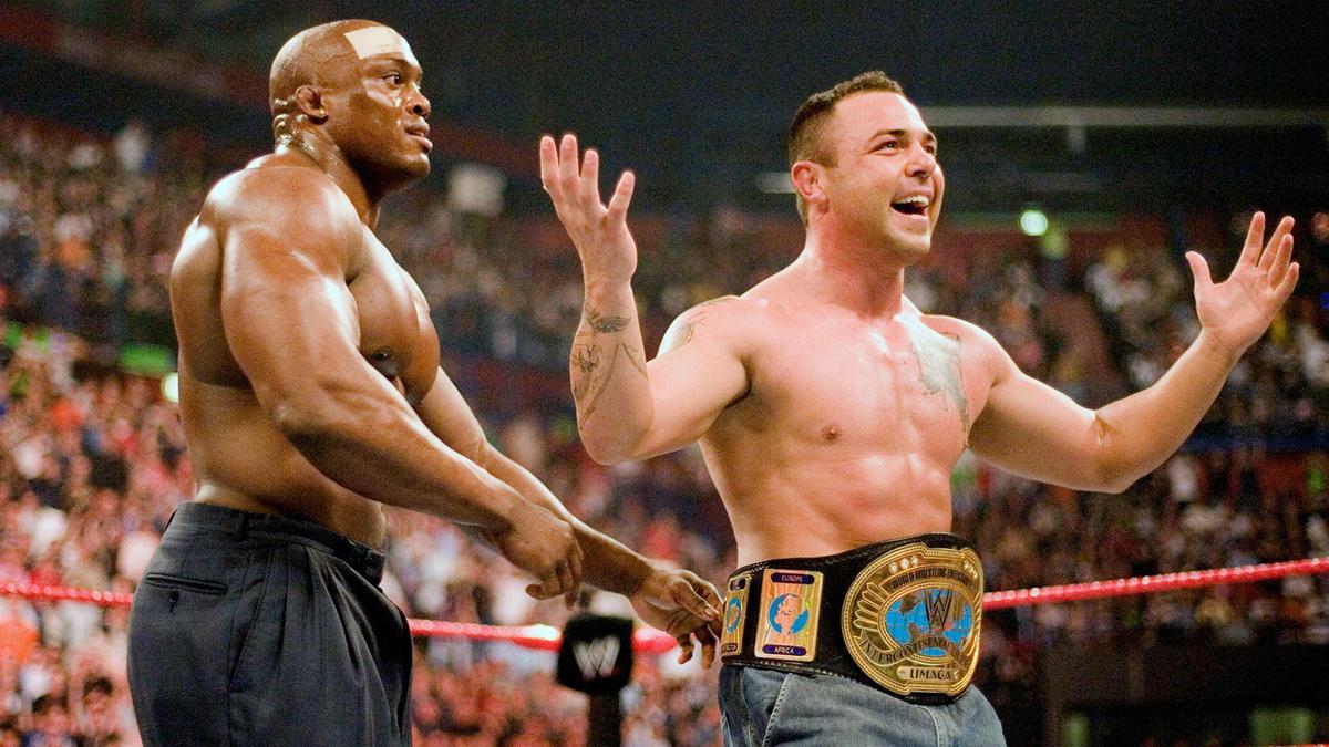 Umaga vs. Santino Marella - Campeonato Intercontinental: Raw ...