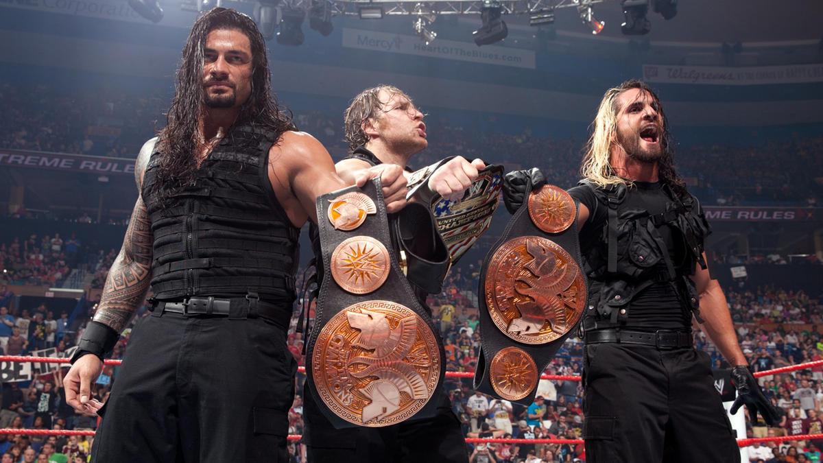 Las victorias de campeonato de roman reigns wwe - Download pictures of the shield wwe ...