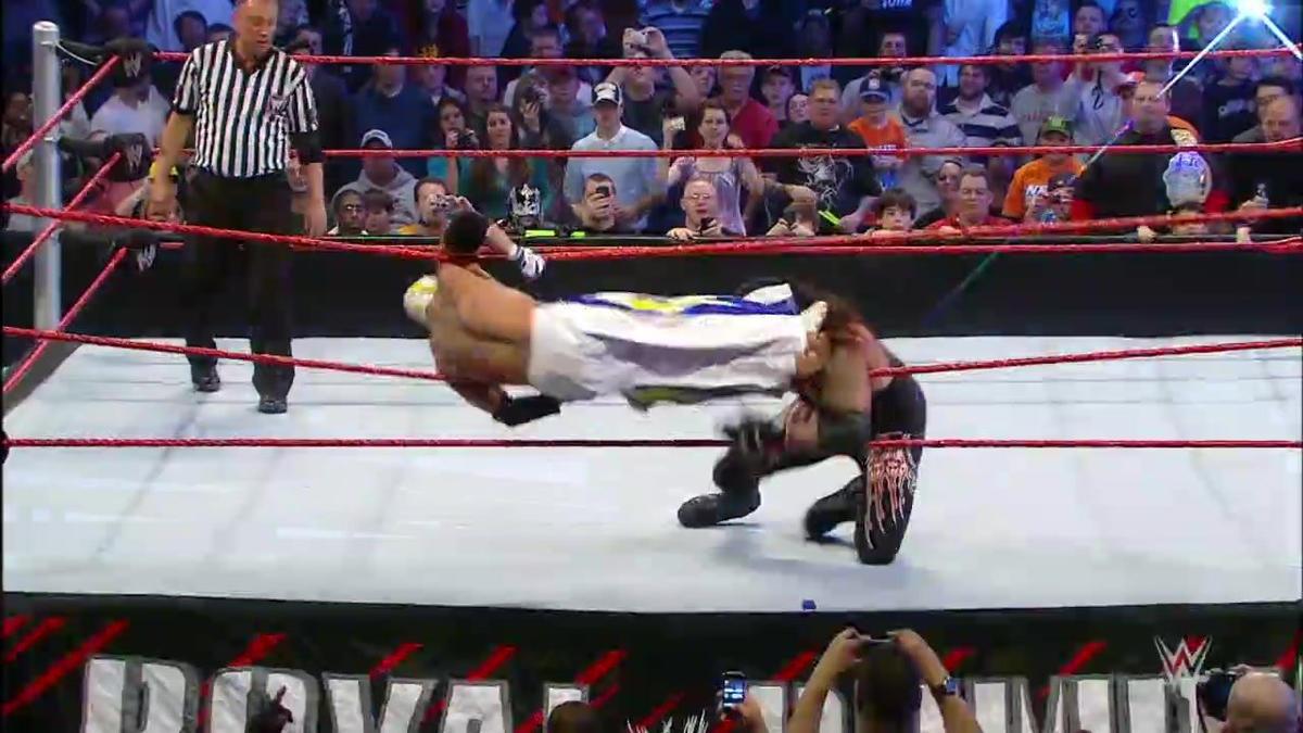 The Undertaker vs. Rey Mysterio: Royal Rumble 2010 | WWE