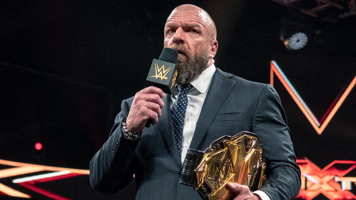 Triple H anuncia los planes para el Campeonato NXT vacante en ...