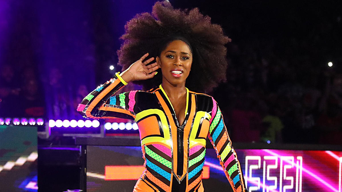 Naomi returns at Women's Royal Rumble Match: Royal Rumble 2020 ...