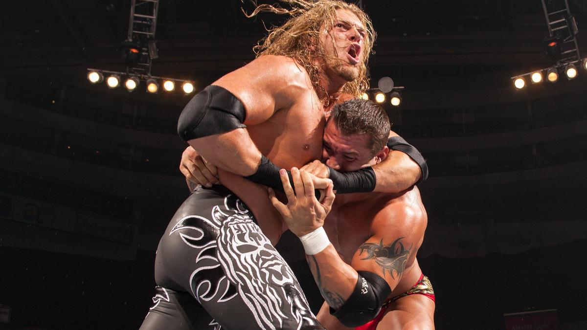 Randy Orton vs. Edge – Campeonato Intercontinental: WWE Vengeance 2004 | WWE