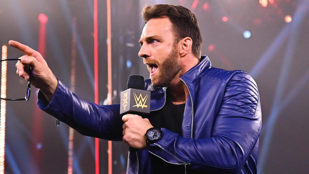 Bienvenido al juego de LA Knight: WWE NXT, Marzo 3, 2021   WWE