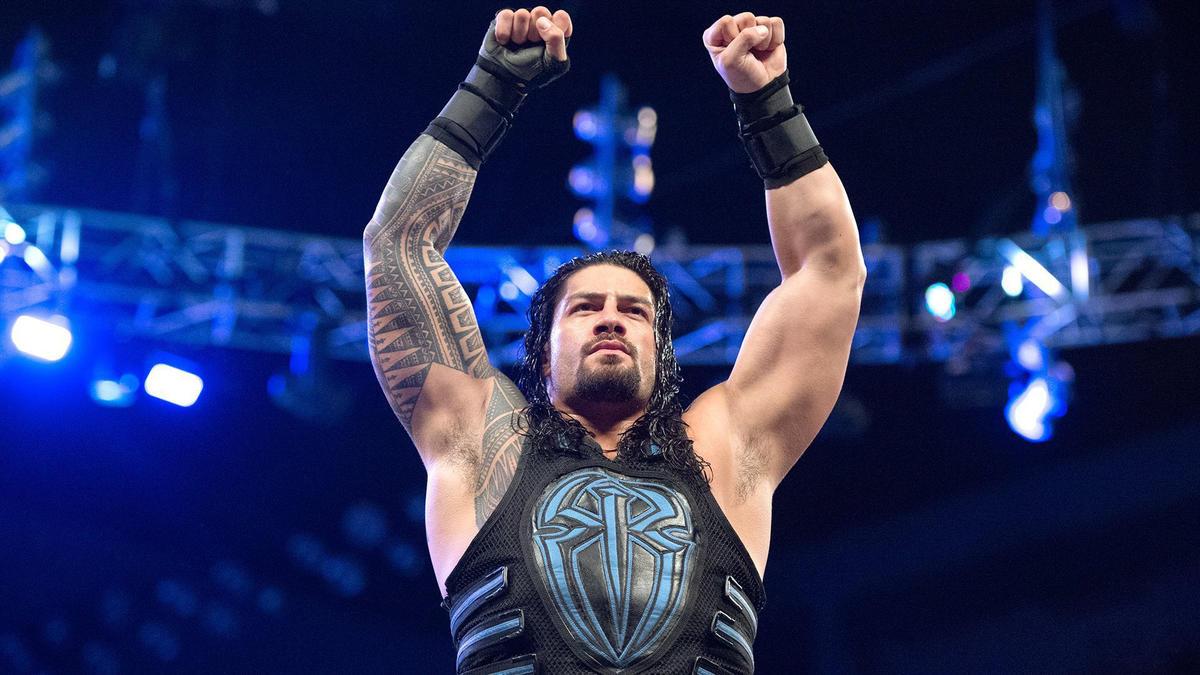 Roman Reigns | WWE
