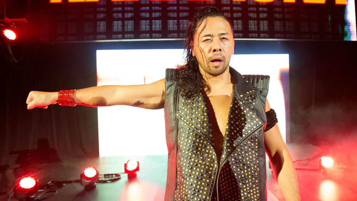 5 cosas que necesitas saber sobre Shinsuke Nakamura | WWE