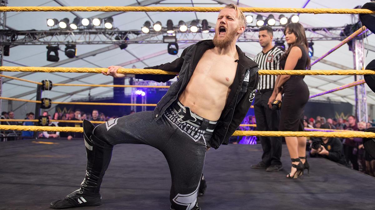 Mark Andrews | WWE