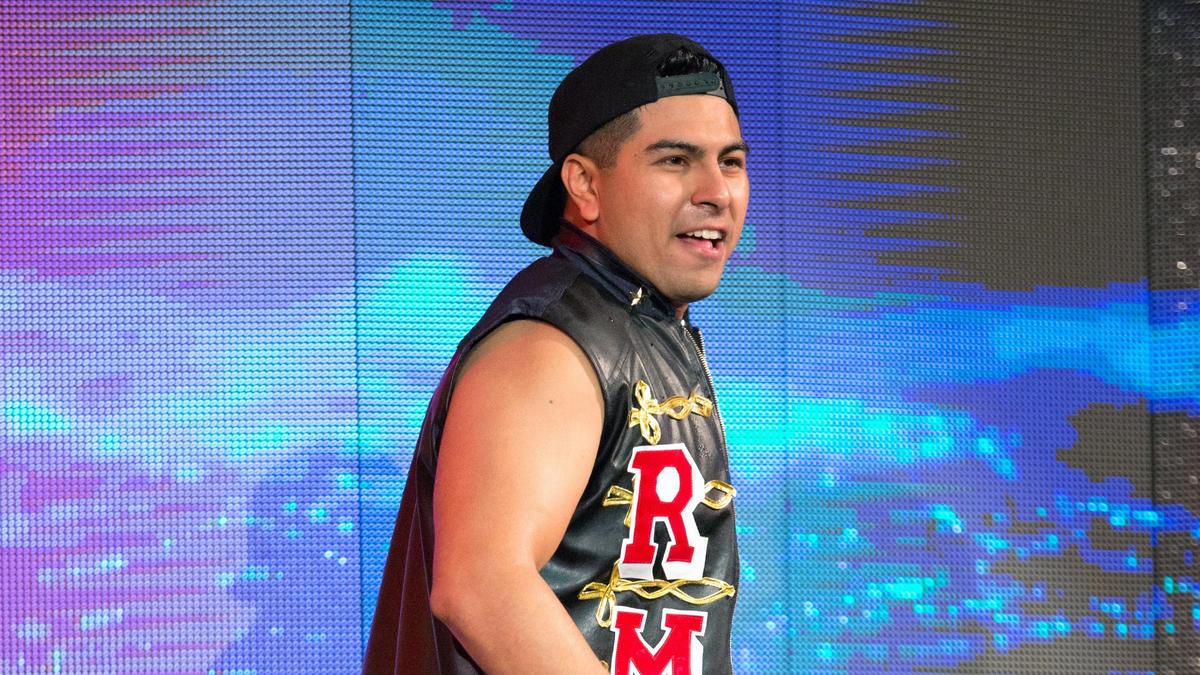 Raúl Mendoza | WWE