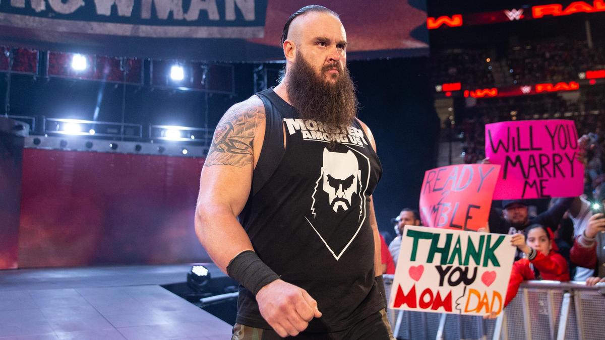 Braun Strowman: Backstage Update On WWE Releasing The Top Superstar 2