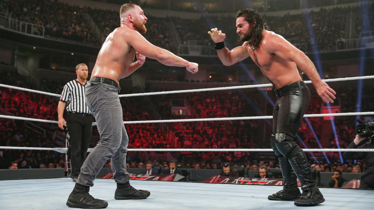 Seth Rollins Shield 2018