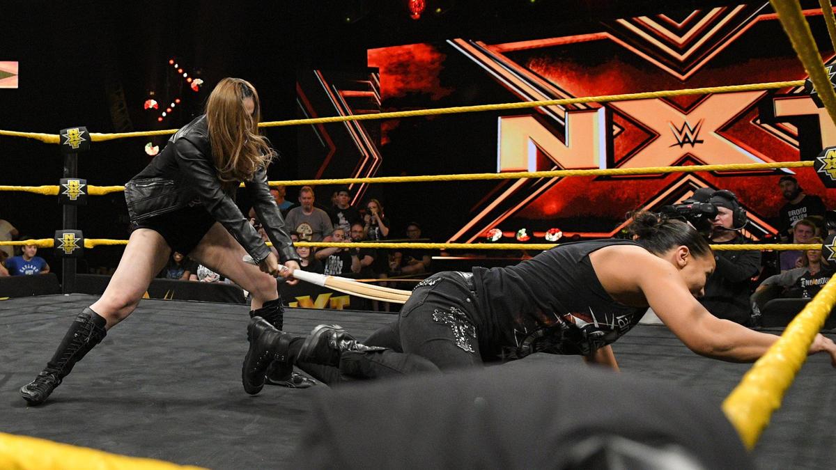 Videos De WWE NXT: Mayo 22, 2019