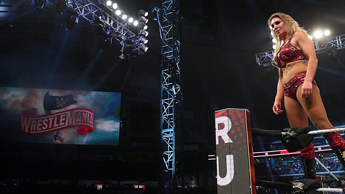 Charlotte Flair gana el Royal Rumble Femenino | WWE