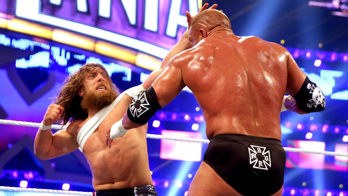 Daniel Bryan vs. Triple H: fotos   WWE