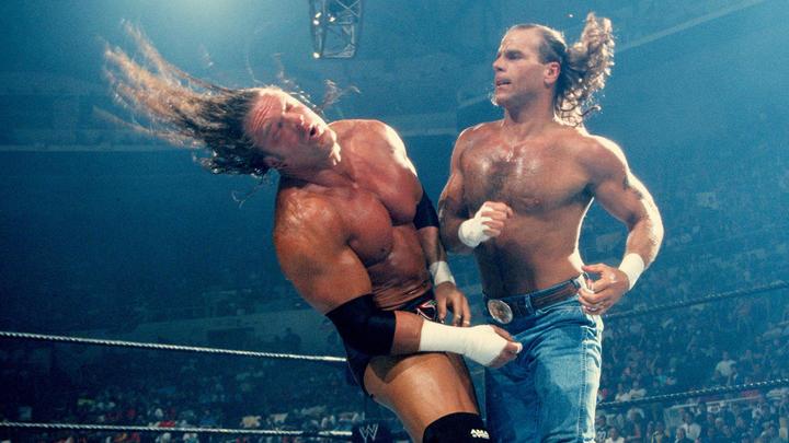 Shawn Michaels vs. Triple H: SummerSlam 2002 - Street Fight | WWE