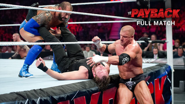 The Shield vs. Evolution - Lucha Eliminatoria Sin Reglas: WWE Payback 2014