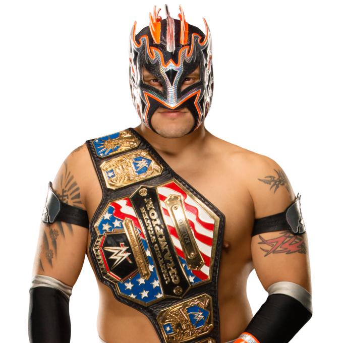 WWE United State Champion