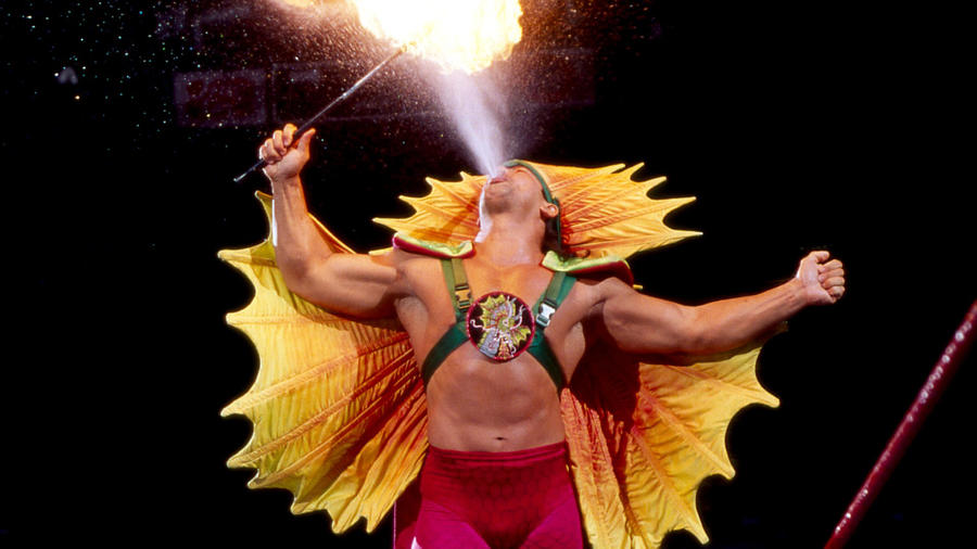 Ricky Steamboat | WWE